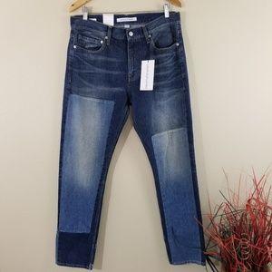 NWT Men's Calvin Klein Jeans Slim Leg W34 X L32